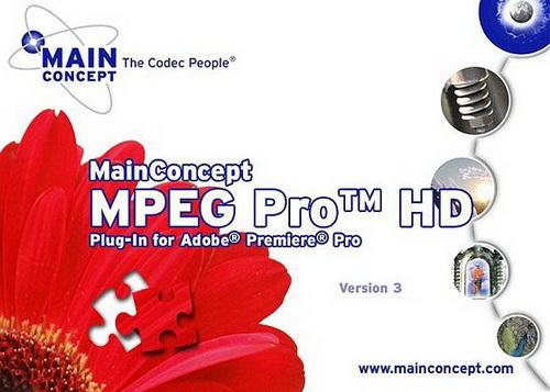 MainConcept MPEG Pro HD 4 v4.0.0 Mainconcept